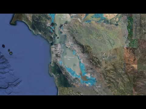 Going UP Sea Level Rise in San Francisco Bay KQED QUEST