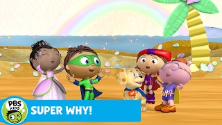SUPER WHY | Woofster Finds the Golden Bone | PBS KIDS