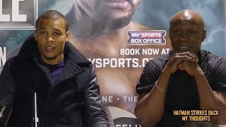 CHRIS EUBANK JR TAKES GEORGE GROVES' PLACE IN FINAL OF WBSS!!!