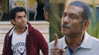 """سيد رجب """"عبد الحميد"""" ضرب ابنه بالقلم .. ( مين فينا اللي بيكدب دلوقتي ) #أبو_العروسة"""