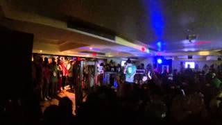 Sin gravedad - Reis Belico | Bautizo Una Sola Vos | Gona y Reis Belico (En vivo)