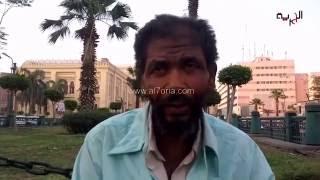 عمرفتحي: كاتب شعر فصحى وعامية ينام في الشوراع