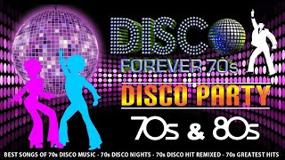 70's, 80's Disco Greatest Hits || 70's, 80's Disco Party Mix