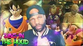 Dragon Ball Z (DBZ) In the Hood! GTA San Andreas Mods! - Pulling Up On These Androids (GTA Mods)