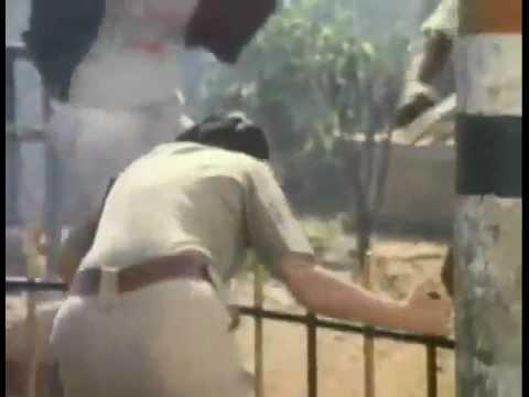 Xxx Mp4 Policewomen Vijayashanti Beaten From Movie Karthavyam Mp4 3gp Sex