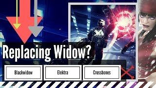 Replacing Widow? - Comparison and Opinion   Marvel Contest of Champions