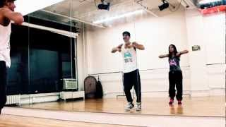 As Long As You Love Me TUTORIAL - Justin Bieber Dance Choreography | @MattSteffanina & @DanaAlexaNY