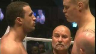 Sem Schilt vs Badr Hari IT'S SHOWTIME World Title Heavyweight