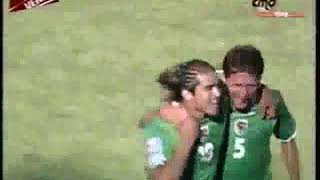 QWC 2010 Bolivia vs. Brazil 2-1 (11.10.2009)