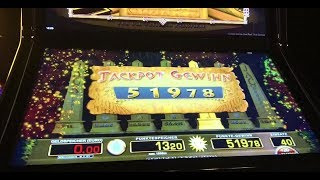 Book Of Ra 4 Mumien, Bally Wulff, Lucky Ladys Charm, Seven Gold Jackpot (alte Automaten)
