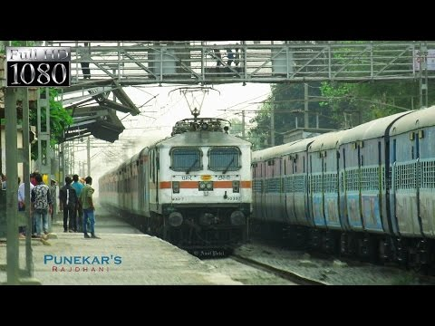Too Much - Honking @ High-Speed | Ex. ICF Pune Duronto Transformed in LHB Pune Rajdhani