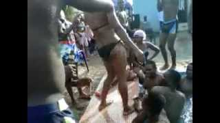 Owerri Girl Dancing Naked in Pool Party - Part1