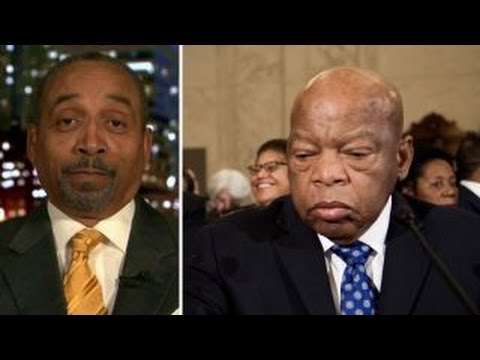 Ex Black Panther Why John Lewis has joined the oppressor