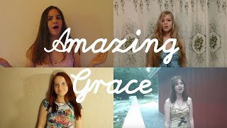 Amazing Grace  - Celtic Woman (cover by Silje, Daria, Alisa and Courtney)