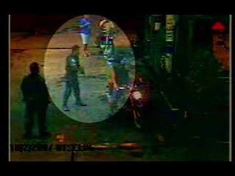 RJ execução no posto de gasolina fevereiro 2007