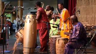 Obbo Addy's Okropong 1 - Spirit of West Africa Festival
