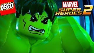LEGO Marvel Super Heroes 2 PT BR #13 - TIME HULK EM LEMURIA (DUBLADO EM PORTUGUÊS HAGAZO)