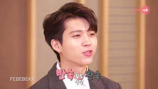 [ENG SUB] 180130 INFINITE, Love OR Friendship ? (News Ade) PART 1