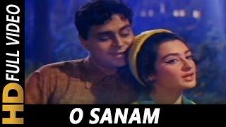 O Sanam Tere Ho Gaye Hum | Lata Mangeshkar, Mohammed Rafi | Ayee Milan Ki Bela 1964 Songs