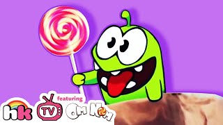 Om Nom Stories: Cut The Rope Original Episode | Cartoons for Children by HooplaKidz TV