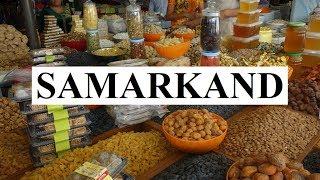 Uzbekistan/Samarkand (Subtlety of the Oriental market Siab-Siyob) Bazaar Part 22