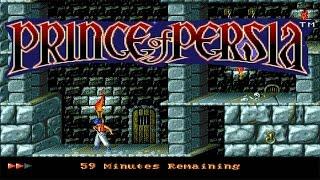 고전게임 페르시아의 왕자(Prince of Persia) Clear