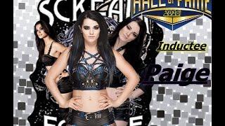 Paige-Hall Of Fame