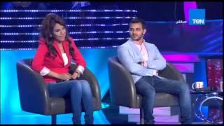 5 مووووواه - سهرة خاصة .. فيفي عبده تحتفل بعيد ميلادها على الهواء بتاريخ 23-4-2014