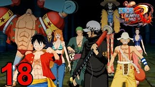 Let's Play One Piece Unlimited World Red [German][Blind][#18] Das Kampfkolosseum!
