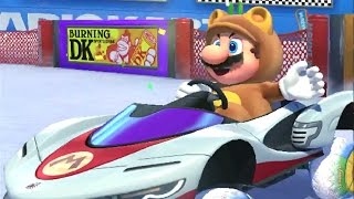 Mario Kart Series - All Star Cup Courses (All 8 Mario Kart Games)