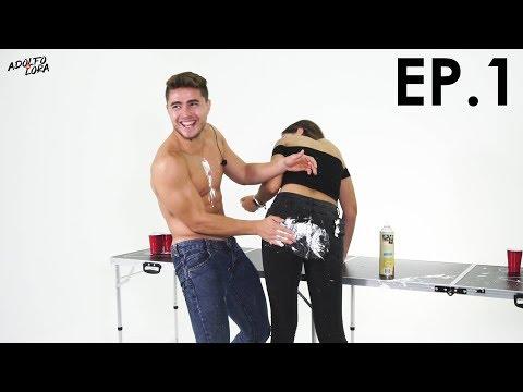 Xxx Mp4 LA MASAJEA CON CREMA Popi Pong Ep 1 Andres Vs Camila 3gp Sex
