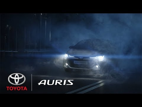 TOYOTA Auris |  Dive into the ZONE