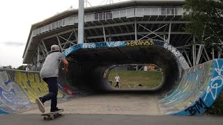 Montreal Skate Trip!