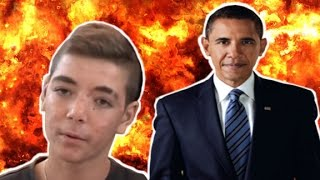 15 Year Old JEWISH PROPHET Has Vision of WWIII | Obama Will Perish in Israel