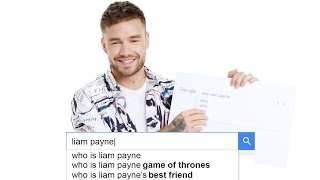 Liam Payne Answers the Web's Most Searched Questions | WIRED