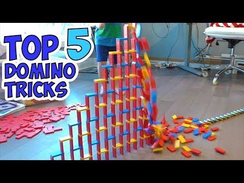 Xxx Mp4 Top 5 Dominoes Tricks For Kids To Learn DavidsTV 3gp Sex