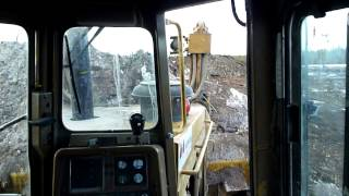 Violence and Diesel - Caterpillar D10N Slot Dozing
