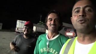 TV Caminhoneiros BR-USA-ING, Viagem de caminhão com Fábio da nordex log