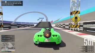 GTA Online Race || Rocket Voltic - Redneck