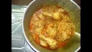 Bangladeshi Special Chicken & mug dal recipe