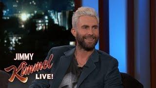 Adam Levine on Naming Maroon 5 Album