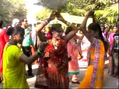 Hijra Kinner Chhakka Rally Dance Bilaspur