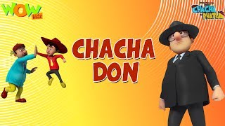 Chacha Don-Chacha Bhatija- 3D Animation Cartoon for Kids - As seen on Hungama TV