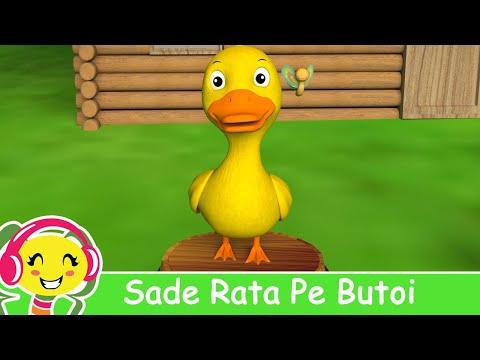 Sade Rata Pe Butoi   CanteceGradinita.ro - cantece pentru copii