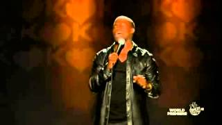 Kevin hart-my mom told me to tell you