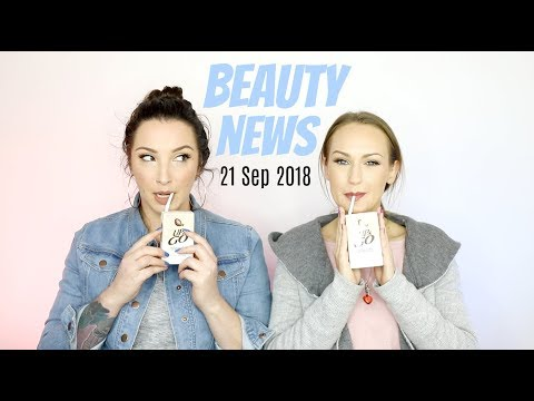 BEAUTY NEWS - 21 September 2018 | New Releases & Updates