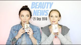 BEAUTY NEWS - 21 September 2018 | New Releases & Updates