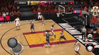 Stanley love his Indiana pacers , playing on my phone