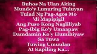 Tuwing Umuulan At Kapiling Ka (Lyrics) - Noel Cabangon