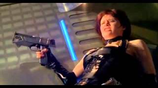 JASON X: Android Woman vs Jason - (Fight Scene)